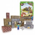 Minecraft Paper Craft Shelter Pack - Over 48 Pieces